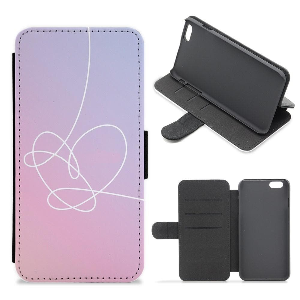 Love Yourself Answer Album - BTS Flip Wallet Phone Case