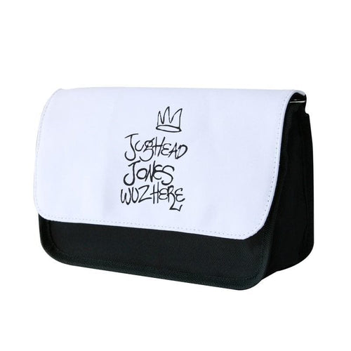 Jughead Jones Woz Here - Riverdale Pencil Case - Fun Cases