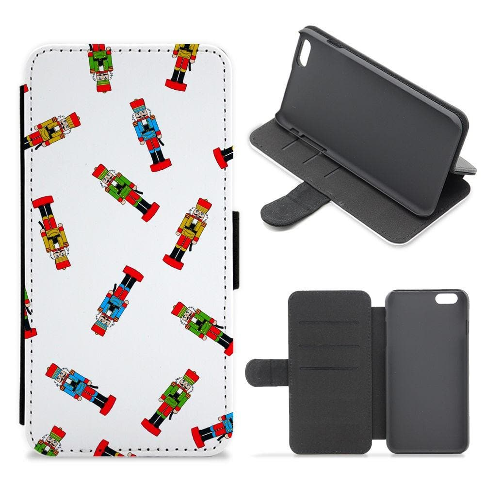 The Nutcracker Flip / Wallet Phone Case - Fun Cases