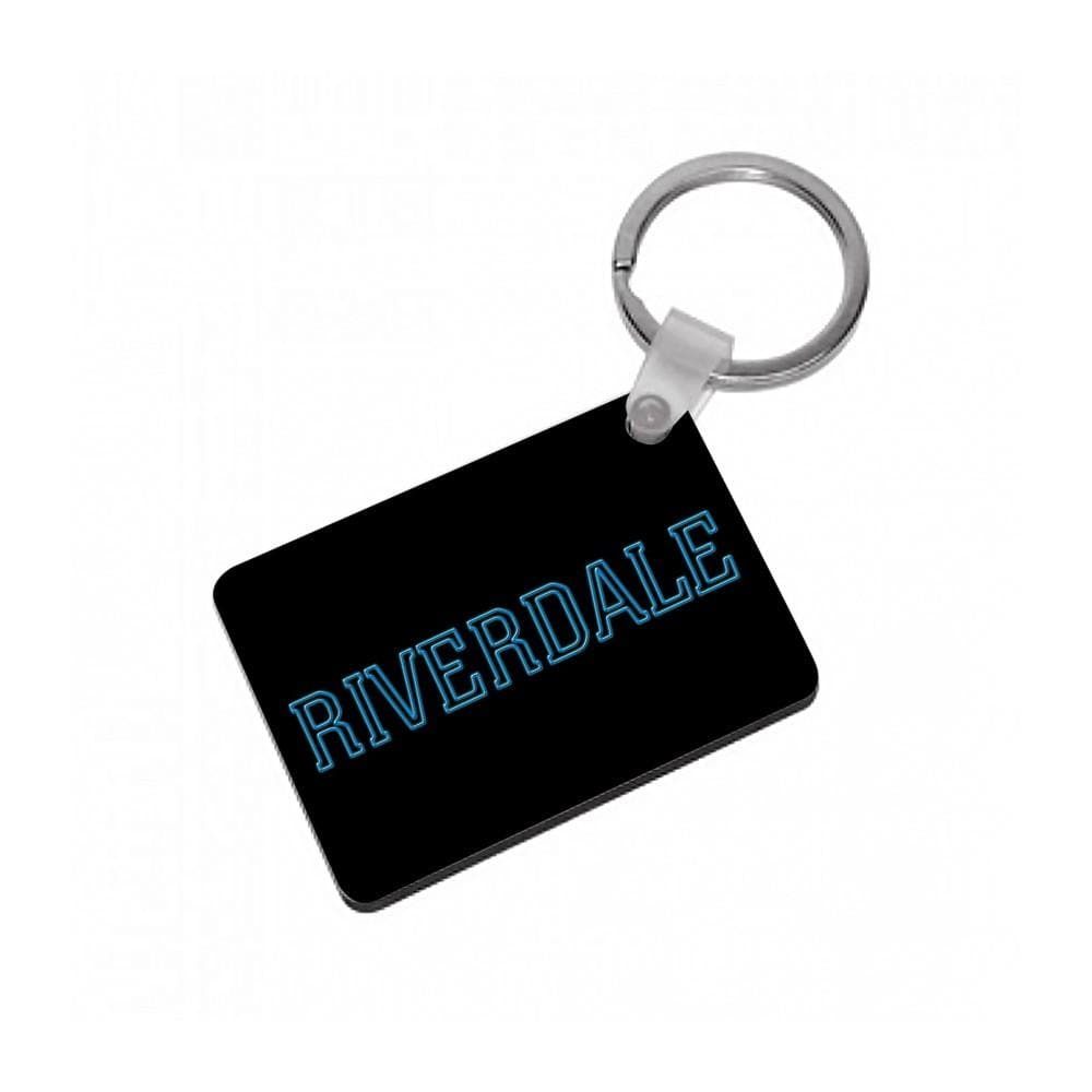Riverdale Logo Keyring - Fun Cases