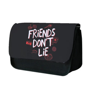 Friends Don't Lie - Stranger Things Pencil Case - Fun Cases