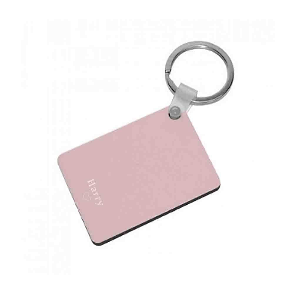 Harry - Pink Harry Styles Keyring - Fun Cases