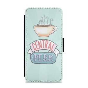 Central Perk - Friends Flip / Wallet Phone Case - Fun Cases