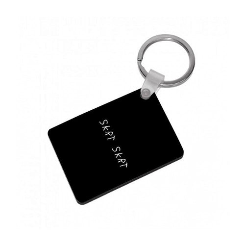 SKRT SKRT - Kanye West Keyring - Fun Cases