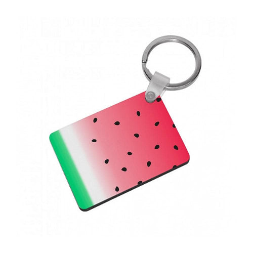 Watermelon Ombre Keyring - Fun Cases