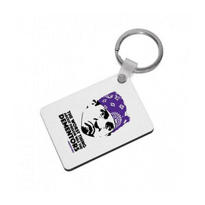 Prison Mike vs The Dementors - The Office Keyring - Fun Cases