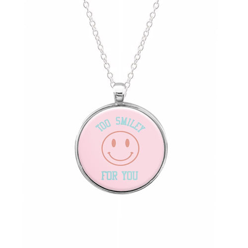 Too Smiley For You - Addison Rae Necklace