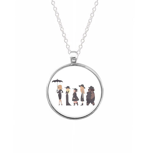 The Coven - American Horror Story Keyring - Fun Cases