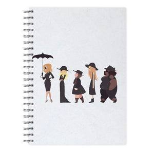The Coven - American Horror Story Notebook - Fun Cases