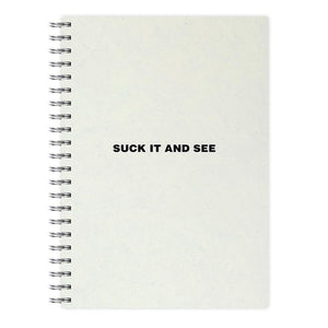 Suck It and See - Arctic Monkeys Notebook - Fun Cases