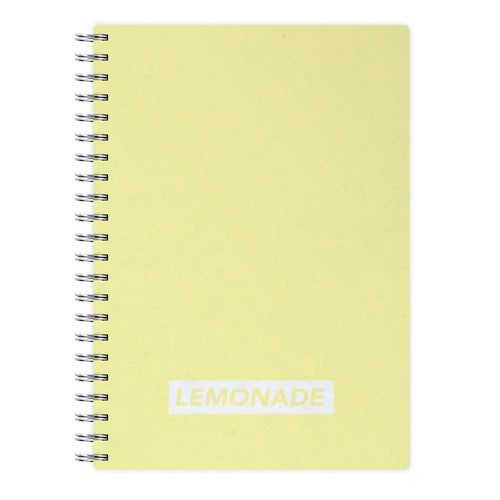 Lemonade - Beyonce Notebook - Fun Cases