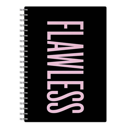 Flawless - Beyonce Notebook - Fun Cases