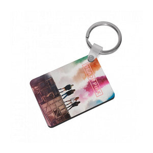 Blackpink Girls Keyring
