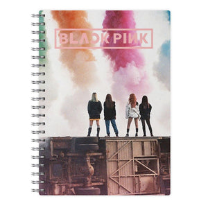 Blackpink Girls Notebook