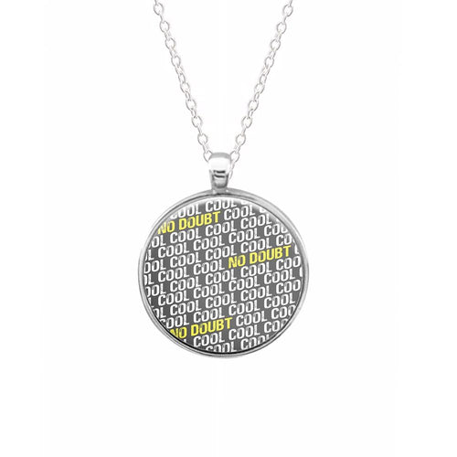 Cool Cool Cool No Doubt Pattern - Brooklyn Nine-Nine Necklace