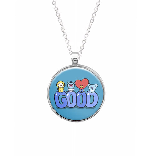 BT21 Good - BTS Necklace