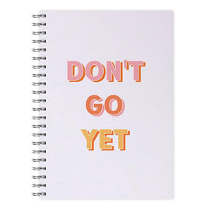 White Cameron Dallas Logo Notebook - Fun Cases