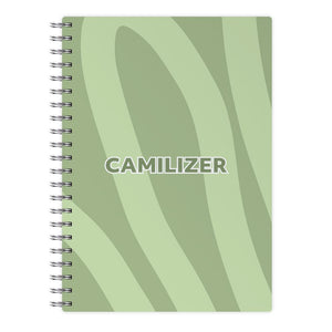 Cameron Dallas Drawing Notebook - Fun Cases