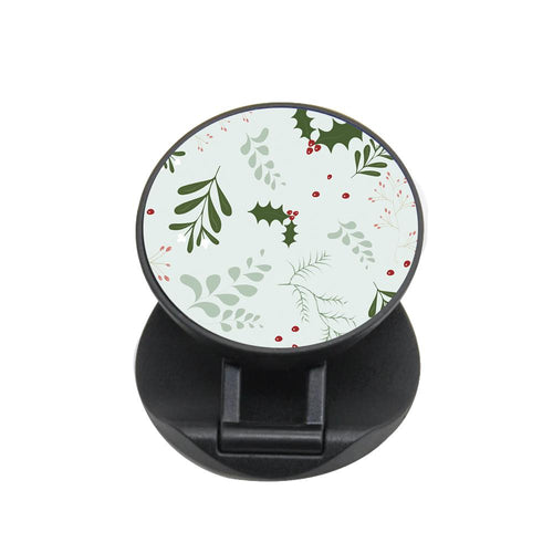 Christmas Floral Pattern FunGrip