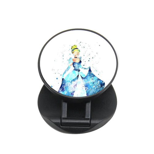 Watercolour Cinderella Disney FunGrip - Fun Cases