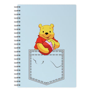 Winnie In My Pocket - Disney Notebook