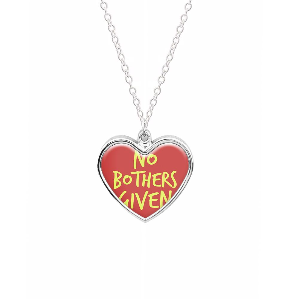 No Bothers Given - Winnie The Pooh Disney Necklace