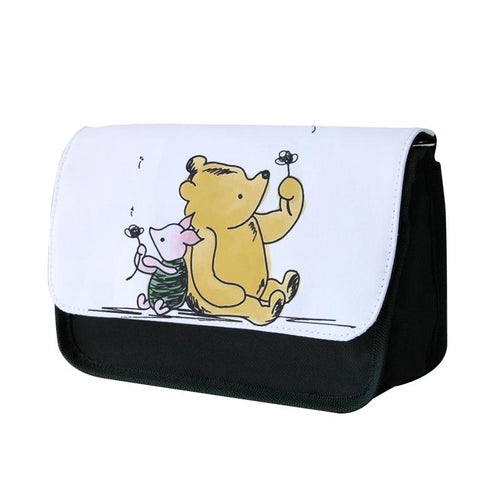 Winnie The Pooh & Piglet - Disney Pencil Case