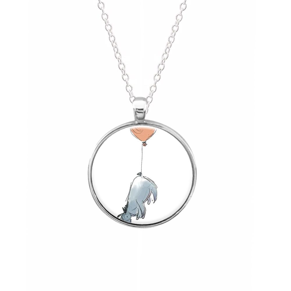 Eeyore And His Balloon Necklace