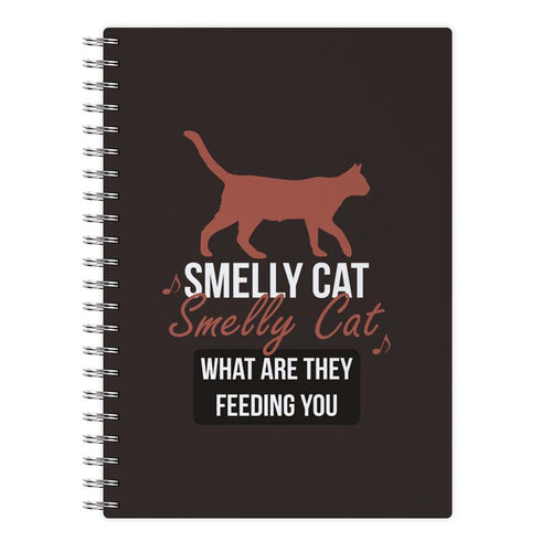 Smelly Cat - Friends Notebook - Fun Cases