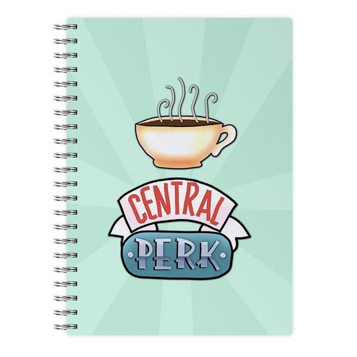 Central Perk - Friends Notebook - Fun Cases