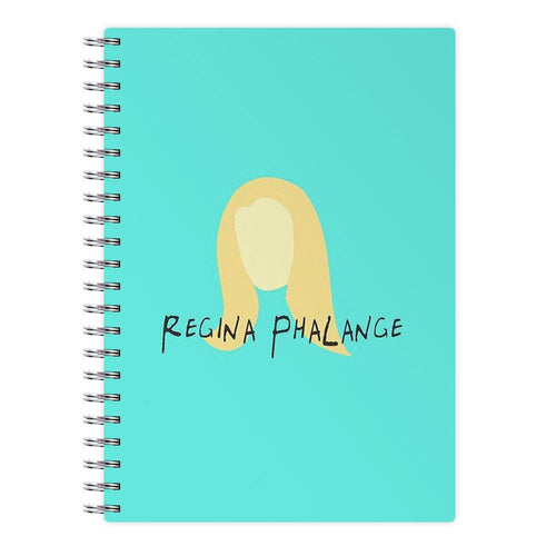 Regina Phalange - Friends Notebook - Fun Cases
