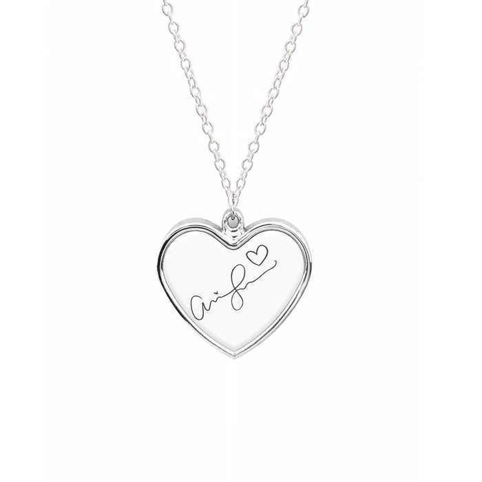 Ariana Grande Signature Necklace