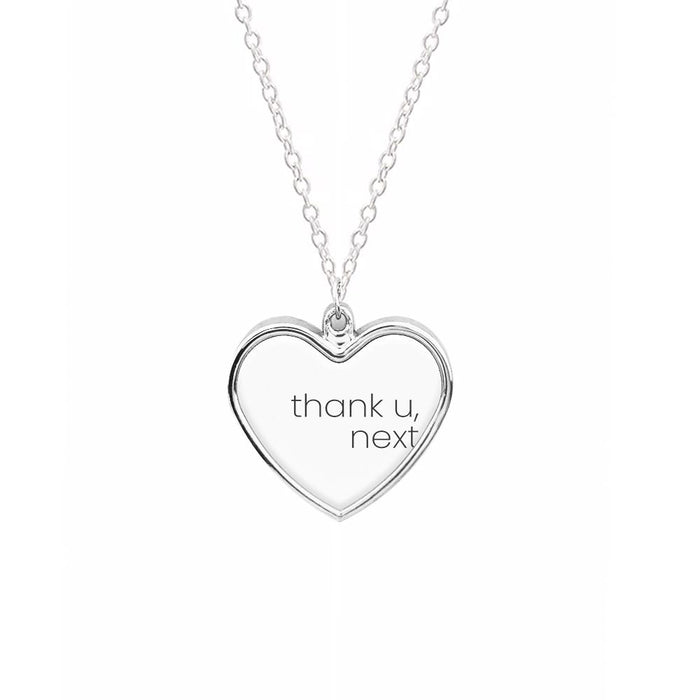 Thank U, Next - Ariana Grande Necklace