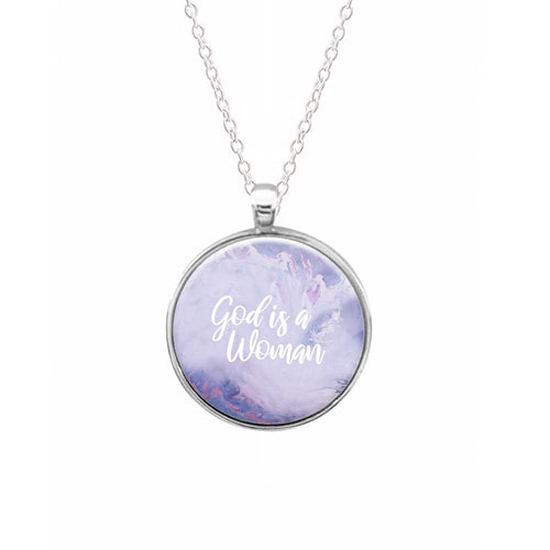 God Is A Woman - Ariana Grande Keyring - Fun Cases