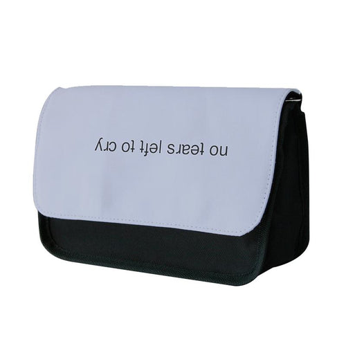 No Tears Left To Cry - Upside Down Ariana Grande Pencil Case