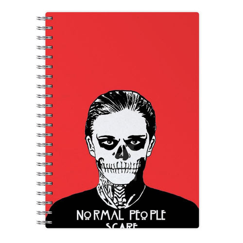 Normal People Scare Me - American Horror Story Notebook - Fun Cases
