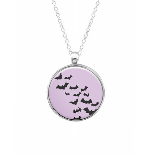 Bats - Halloween Necklace
