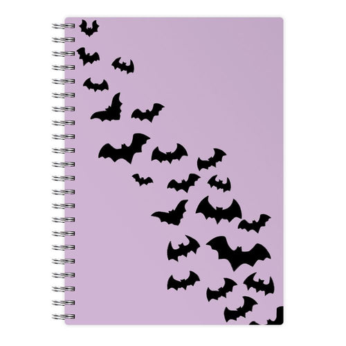 Bats - Halloween Notebook