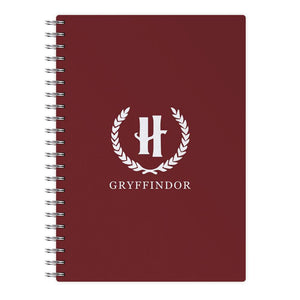 Gryffindor - Harry Potter Notebook - Fun Cases