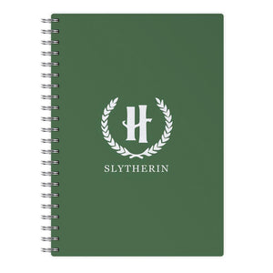 Slytherin - Harry Potter Notebook - Fun Cases