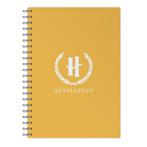 Hufflepuff - Harry Potter Notebook - Fun Cases