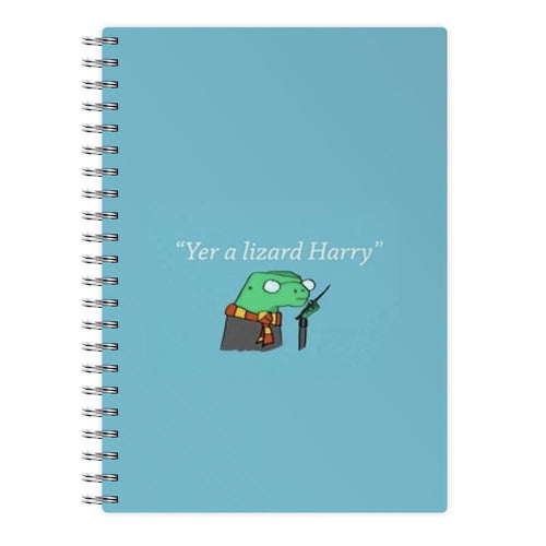 Yer A Wizard Harry Notebook - Fun Cases
