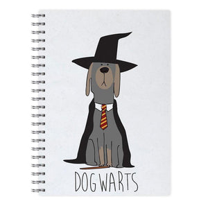 Dogwarts - Harry Potter Notebook - Fun Cases