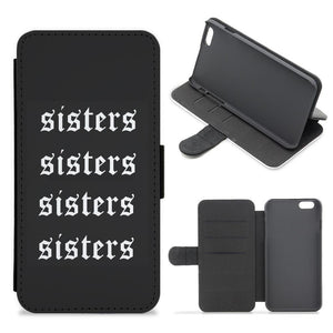 Sisters - James Charles Flip / Wallet Phone Case