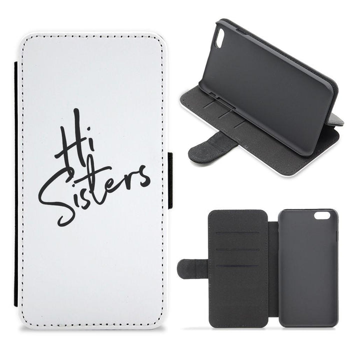 Hi Sisters - James Charles Flip / Wallet Phone Case