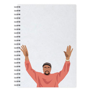 Kayne Cartoon Notebook - Fun Cases