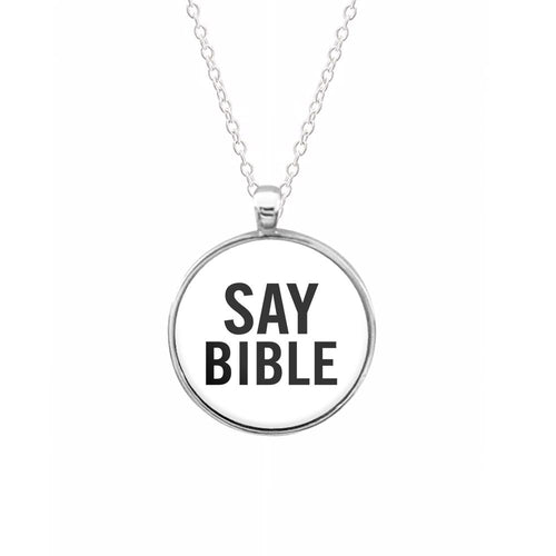 Say Bible - Kardashian Keyring - Fun Cases