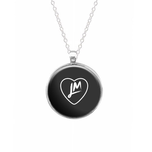 Little Mix Heart Keyring - Black - Fun Cases