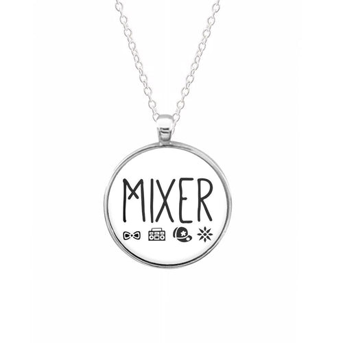 Mixer - Little Mix Keyring - Fun Cases