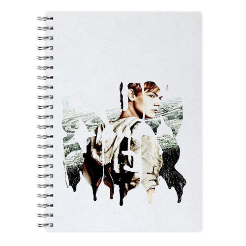 Runner - Newt - Maze Runner Notebook - Fun Cases